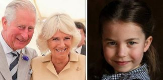prince charles camilla parker bowles princess charlotte birthday message clarence house