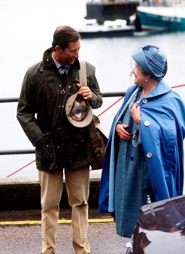 prince charles news queen mother photo royal news