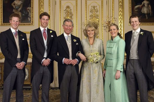 prince charles news wedding camilla william harry latest
