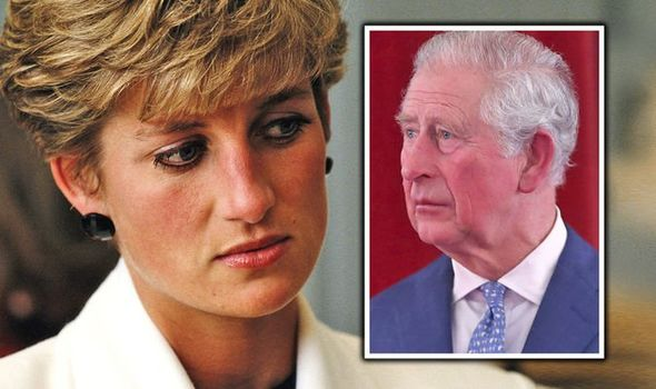 prince charles news william harry diana death