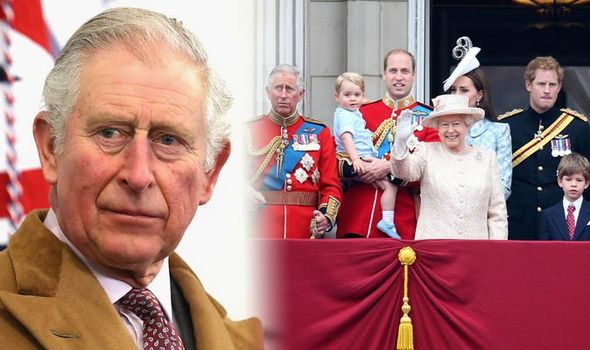 Prince Charles and Royal Family