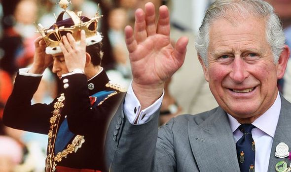 Prince Charles title Prince of Wales