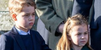 prince george princess charlotte kate middleton