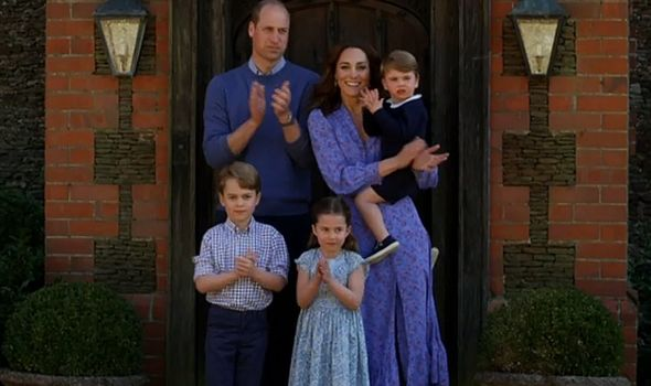 prince george princess charlotte kate middleton