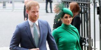 prince harry meghan markle latest royal family