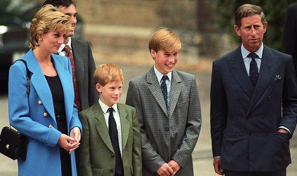 prince harry prince william news chef darren mcgrady recipe royal family