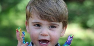 prince louis cambridge royal family title george