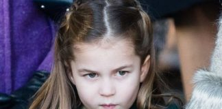 princess charlotte birthday middleton latest