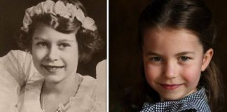 princess charlotte birthday pictures looks like queen elizabeth ii kate middleton pictures