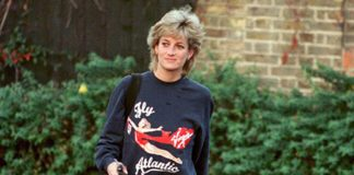 Princess Diana's go-to gym kit is taking over lockdown