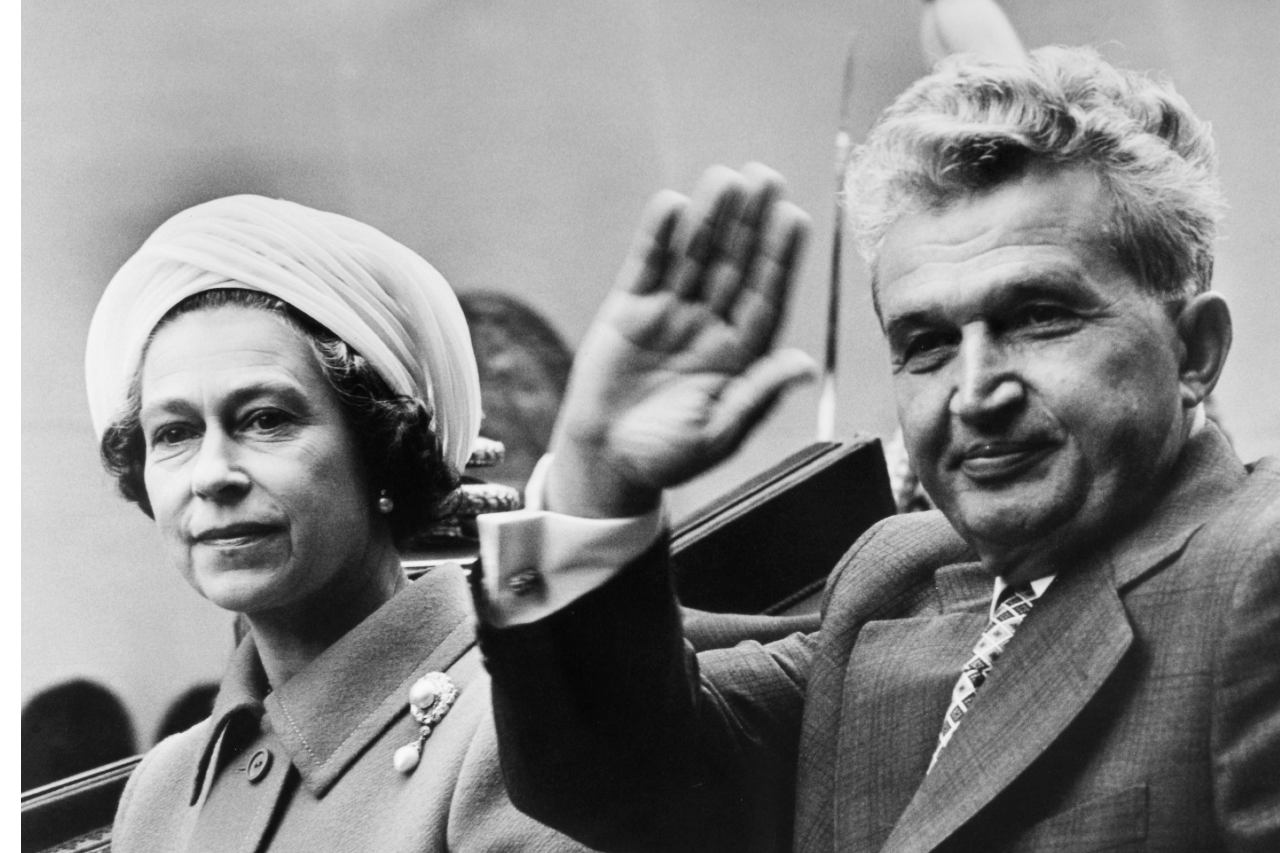 queen elizabeth ii news buckingham palace Ceaușescu latest