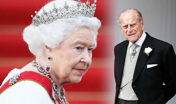 Queen Elizabeth II news: Prince Philip
