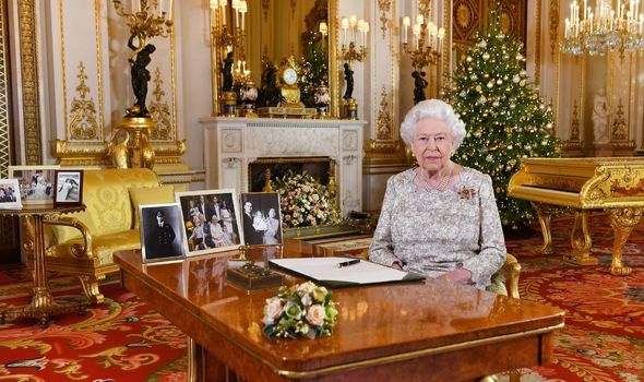 Queen Elizabeth II news: The Queen at Buckingham Palace