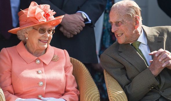Queen Elizabeth II news: The Queen and Prince Philip