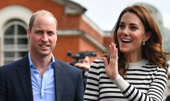 Royal chaos: Prince William and Kate Middleton