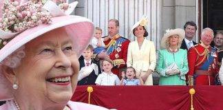 Royal guilty pleasures: Royal Family