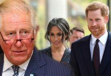 Royal SNUB: Prince Charles, Meghan and Harry