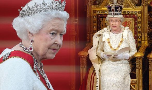 Royal titles: Queen Elizabeth II