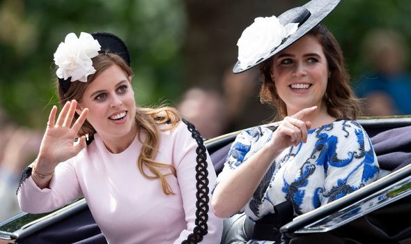 Royal titles: Princess Beatrice and Princess Eugenie