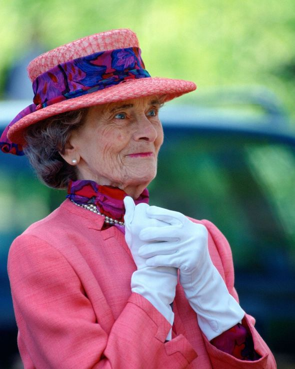 Royal titles: Princess Alice, Duchess of Gloucester