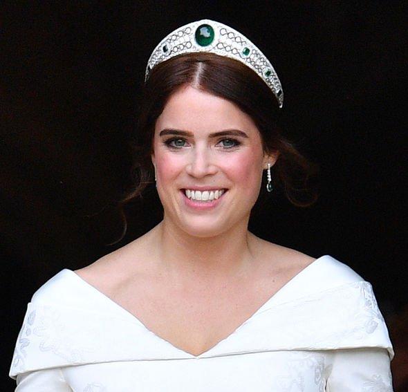 Royal Wedding Tiaras Princess Eugenie Dianalegacy Latest Update
