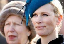 zara tindall news princess anne latest queen