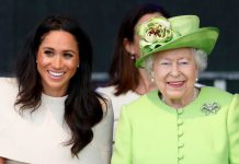_The Duchess Of Sussex Undertakes Her First Official Engagement With Queen Elizabeth II