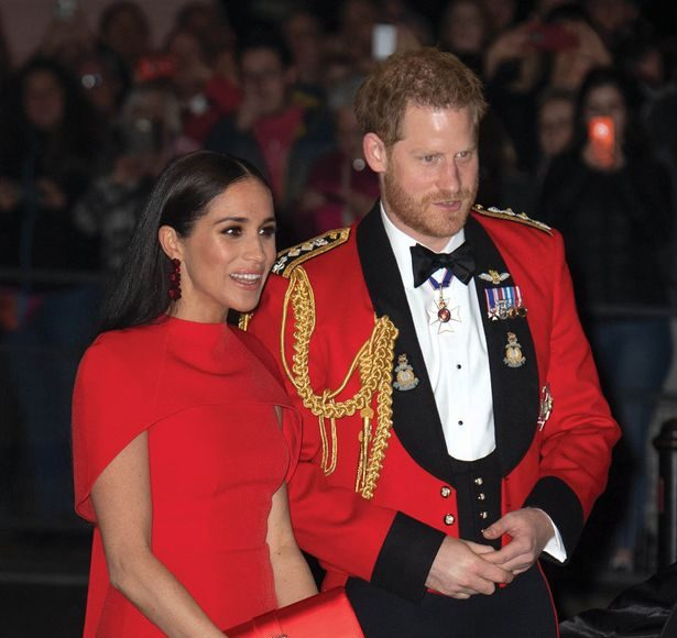 _The Duke And Duchess Of Sussex Attend Mountbatten Music Festival