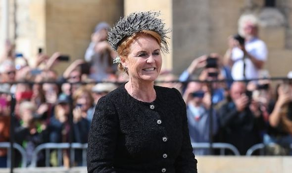 Sarah Ferguson makes surprising announcement during lockdown