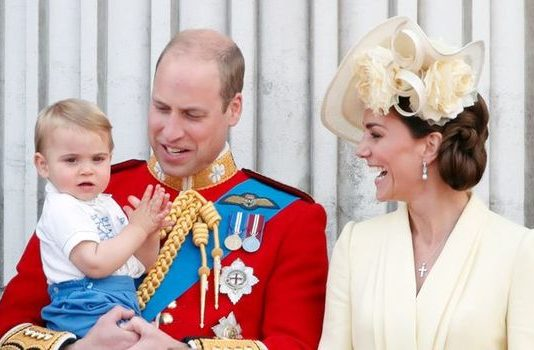 Prince Louis' unusual first word was influenced by Mary Berry