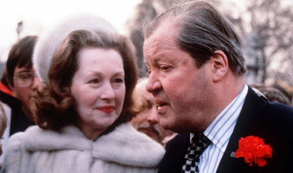 Raine married Earl Spencer in 1976