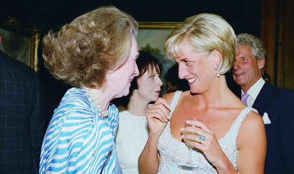 Diana realised how much Raine had done for her father
