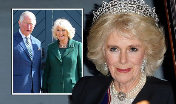 Camilla the Duchess of Cornwall