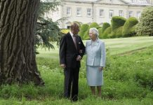 Queen and Philip
