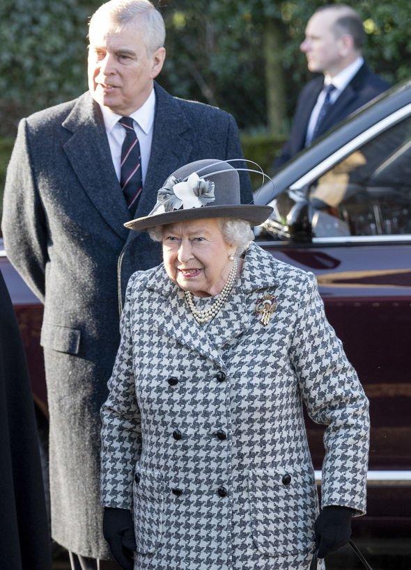 Prince Andrew latest