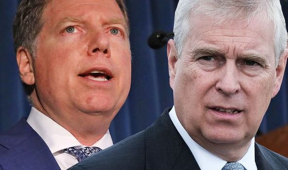 Prince Andrew 'sought to falsely portray himself' - US lawyer hits back at statement