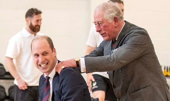 Prince Charles Prince William