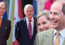Prince Edward title: Prince Edward title