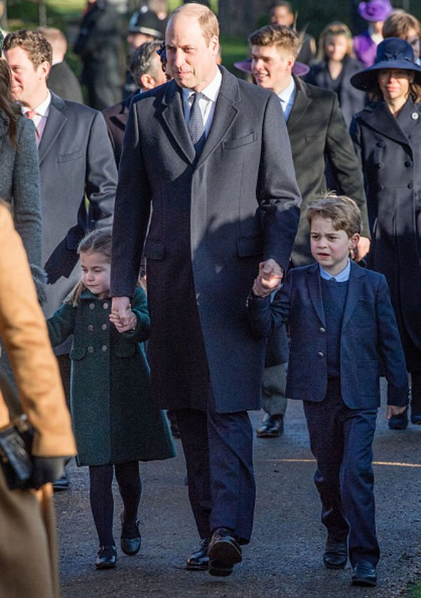 Prince George shock: Royal Family