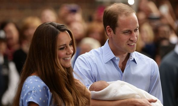 Prince George title: Kate Middleton, Prince William and Prince George