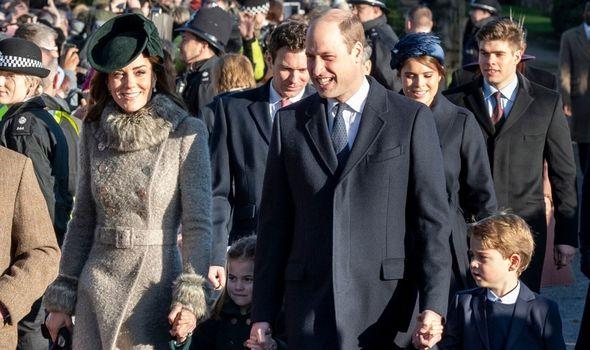 Prince George title: Kate Middleton, Princess Charlotte, Prince William and Prince George