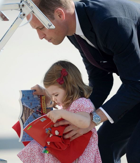 Prince William latest: Even dad William came to the rescue