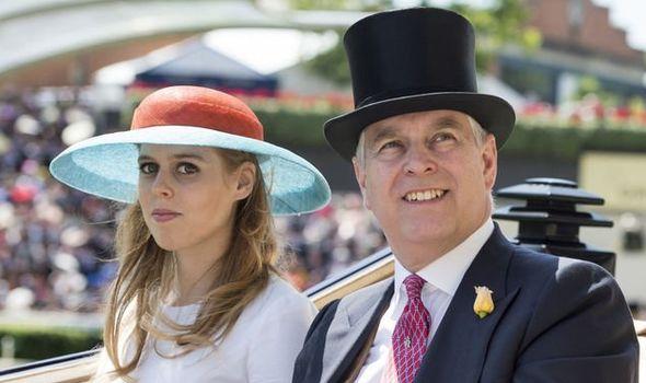 Princess Beatrice snub title Duke of York extinct