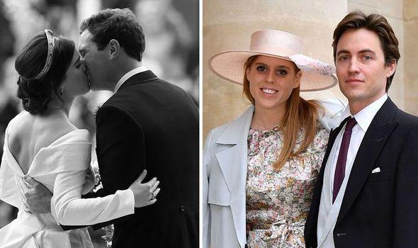 Princess Beatrice wedding shock: Royals