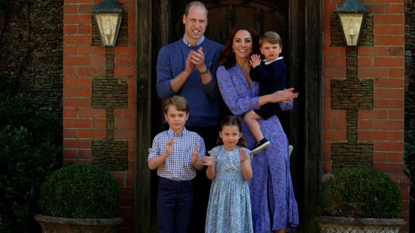 Princess Charlotte title shock: Cambridge family