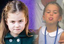 Princess Charlotte title shock: Charlotte