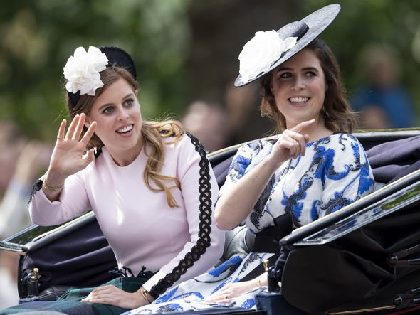 Princess Eugenie: Beatrice and Eugenie are known to be close as sisters