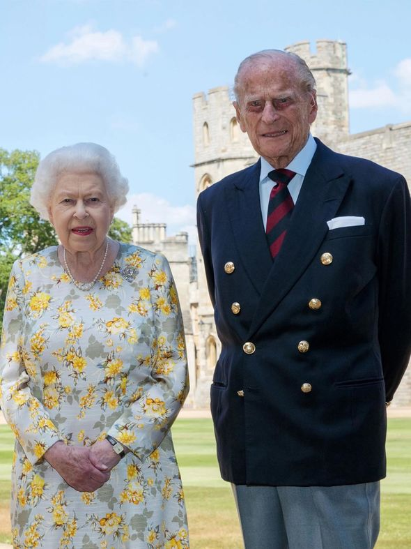 Queen Elizabeth II and Prince Philip