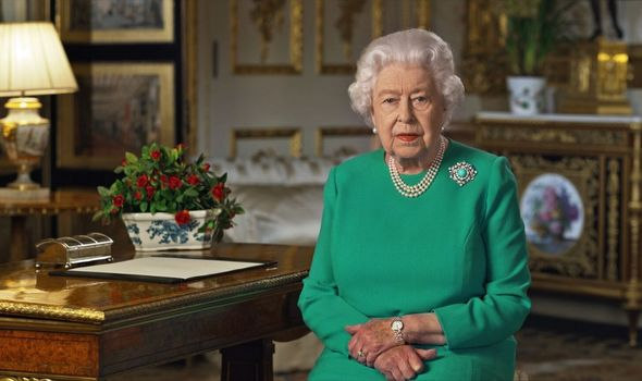 Queen address to the nation