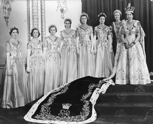 Queen coronation shock: Royals